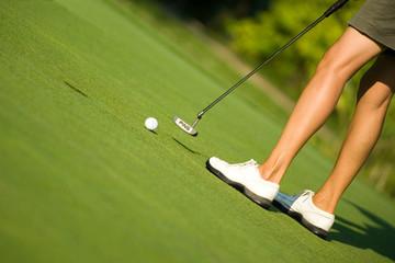 Pratique du sport : Golf 43