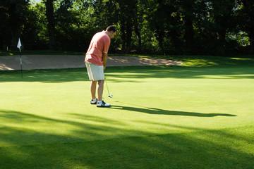 Pratique du sport : Golf 34