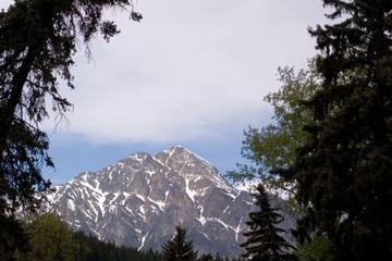Pyrimid Mountain