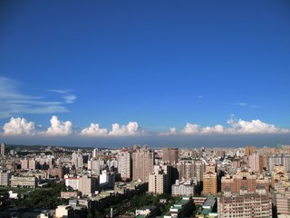 View of Kaohsiung City