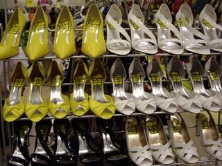 ladies shoe rack