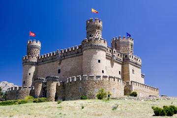 Medieval Spanish Castle