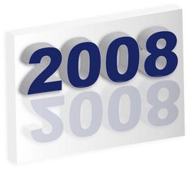 2008 blau-silber