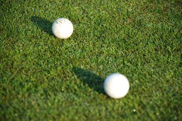 Golf - balls