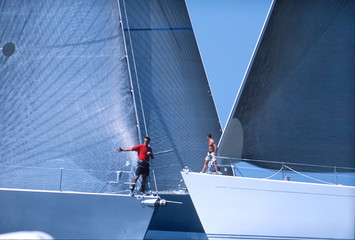 Rolex Big Boat Cup / Unfureled + Askherout