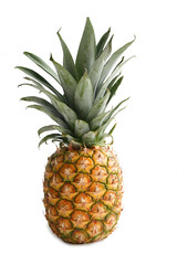 Ananas. Delicious Fruits, Still life composition