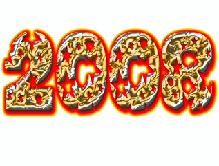 2 008 or et feu