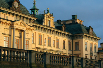 The home of the Swedish Royal Family.