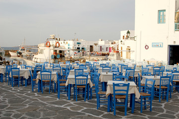 Harbor-side Dining