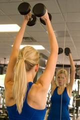 Woman Weightlifter 13