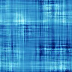 Artistic blue fabric