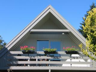 Traditional Scandinavian house