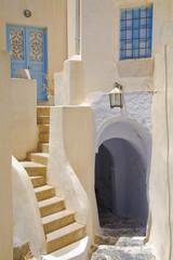 Edifici tipici a Santorini - Grecia