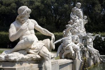 Reggia di Caserta - Fontana di Cerere