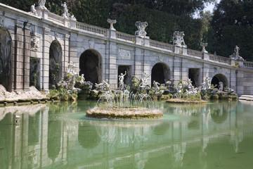 Reggia di Caserta - Fontana di Eolo