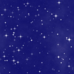 the star night sky, abstract cosmic background