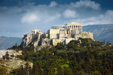 Aluminium Prints Athens Akropolis