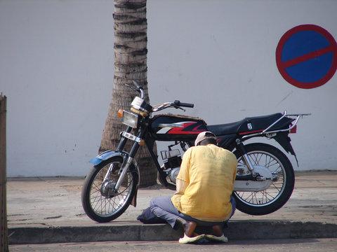 Stationnement interdit !