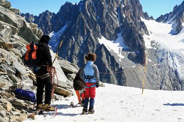 Alpinisme loisir