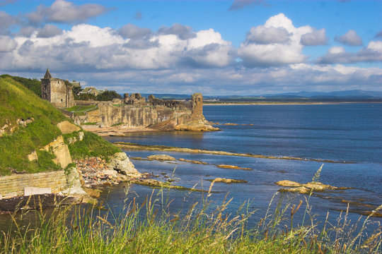 St Andrews Castle 2