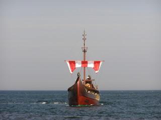 Drakkar - viking ship