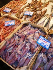Marché aux poissons d'Athènes - 5