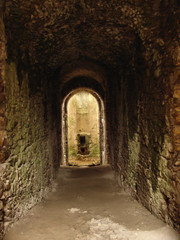 castle tunnel
