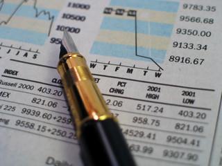 Tableau financier