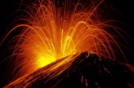 Krakatoa - Santan Fireworks