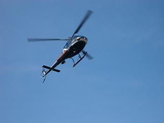 Hélicoptère Gendramerie