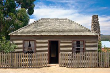 old settlers cottage