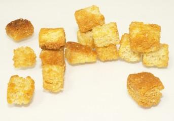 bread cubes