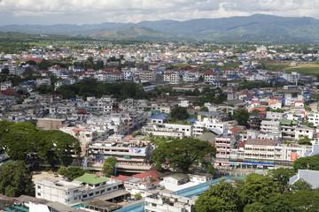 Mae Sai, Grenzstadt zu Myanmar