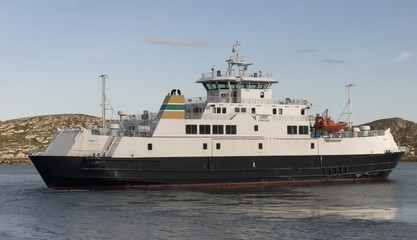 Norwegian coastal ferry