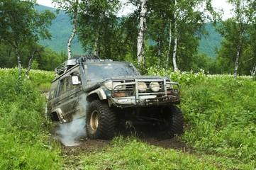 Jeep rase