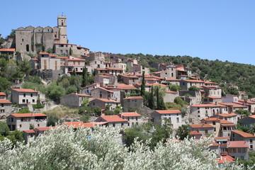 Eus, le village