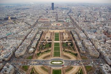 Paris - Birds Eye