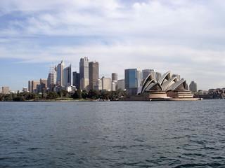 Australien Sydney Skyline