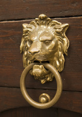 Old Czech Door Knocker