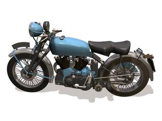 motorcycle retro
