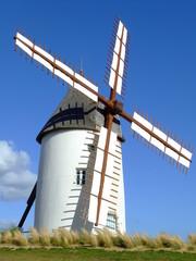 Foto auf Gartenposter Mühlen moulin jard