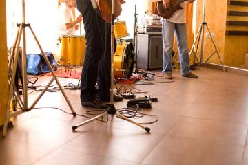 Musician band equipment #2