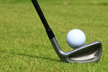 golf jeu de fer