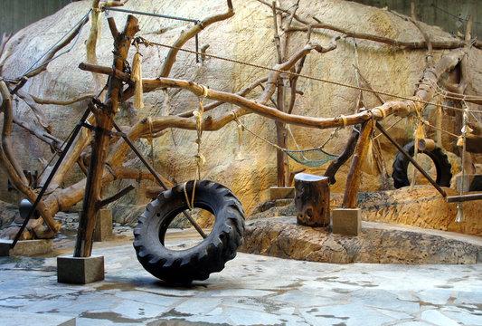 Zoo interior