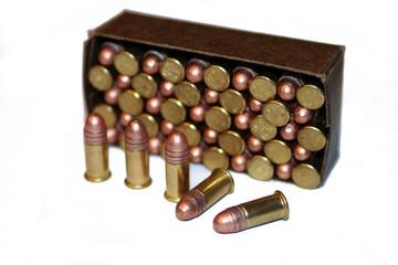 balles 22 long rifle