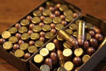 munitions calibre 22LR