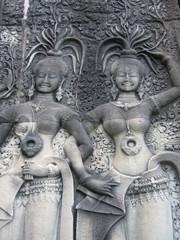 Cambodia Angkor Watt Apsara