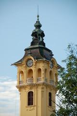 Town Hal - Szegedl