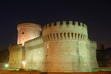 Ostia Antica - Castello Giulio II