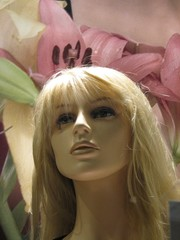 Mannequine head